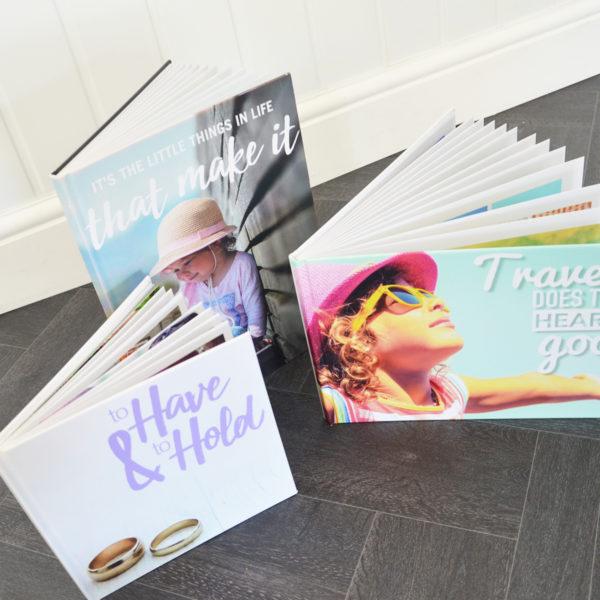 """The """"Crème de la Crème"""" – Premium Hard Cover Layflat Photo Books"""